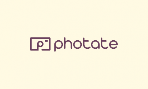 Photate - Photography domain name for sale