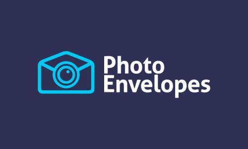 Photoenvelopes - Technology startup name for sale