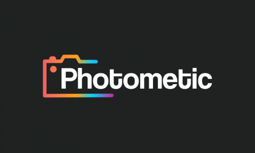 Photometic - Photography startup name for sale