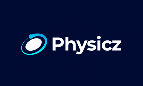 Physicz - E-commerce business name for sale