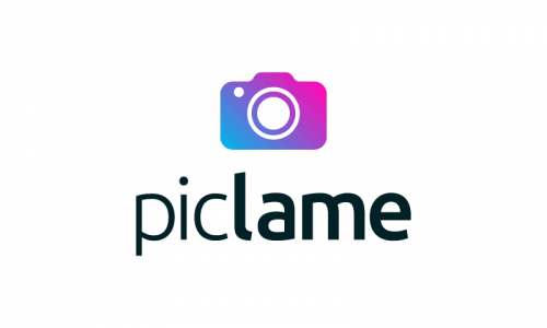 Piclame - Photography business name for sale
