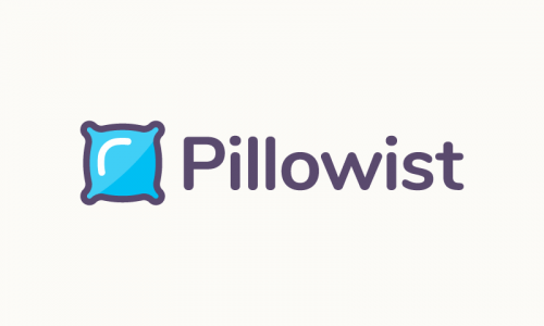 Pillowist - E-commerce company name for sale