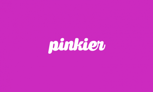 Pinkier - Contemporary product name for sale