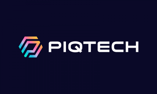 Piqtech - Technology brand name for sale