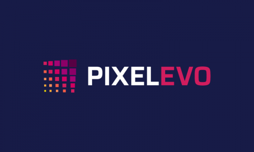 Pixelevo - Photography brand name for sale