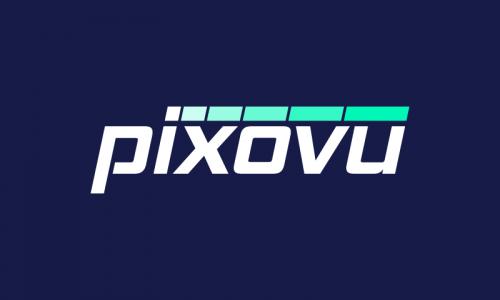 Pixovu - Design business name for sale