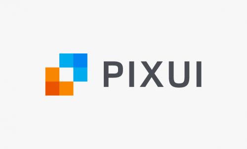 Pixui - Creative domain name