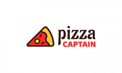 Pizzacaptain - Approachable brand name for sale