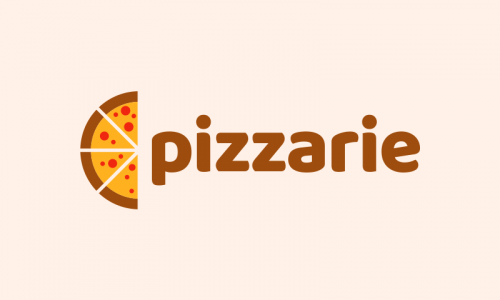 Pizzarie - Food and drink startup name for sale