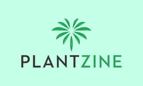 Plantzine - Retail company name for sale