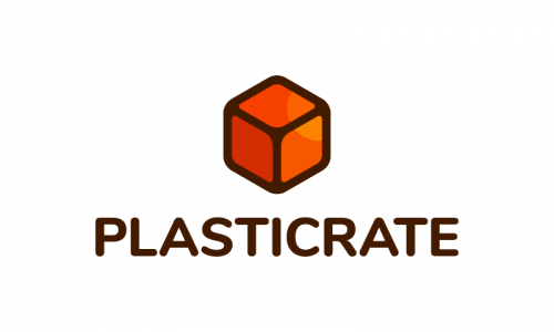 Plasticrate - Materials company name for sale