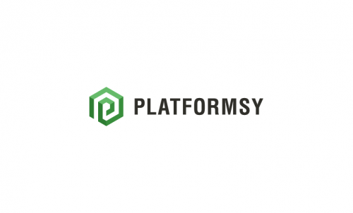 Platformsy - Modern domain name for sale