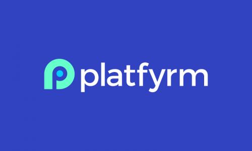 Platfyrm - VR brand name for sale