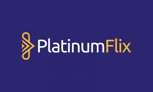 Platinumflix - Technology company name for sale