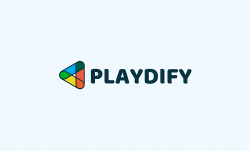 Playdify - Video games company name for sale