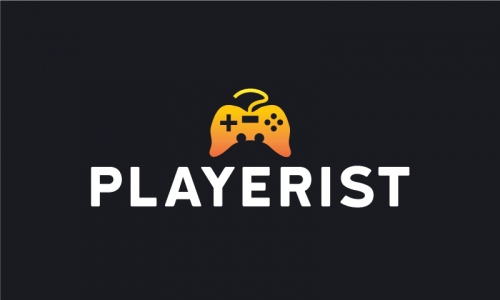 Playerist - E-commerce startup name for sale