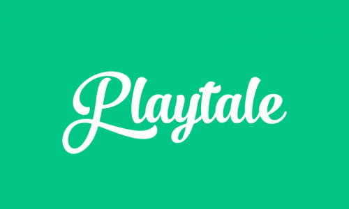 Playtale - Music domain name for sale
