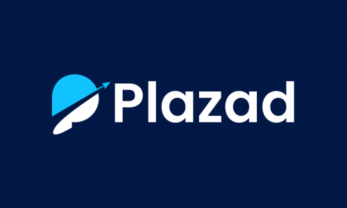 Plazad - E-commerce startup name for sale