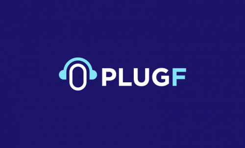 Plugf - E-commerce domain name for sale