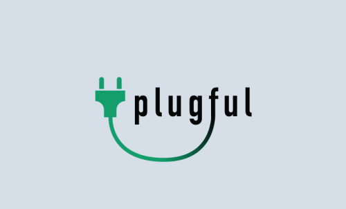 Plugful - Technology business name for sale