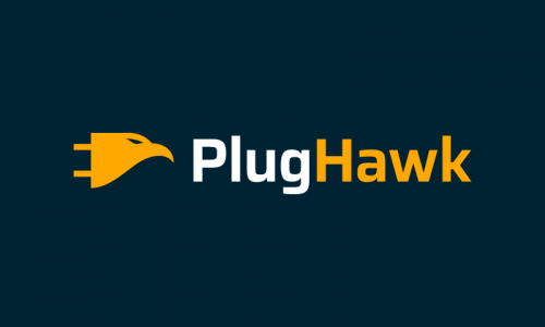 Plughawk - Technology business name for sale