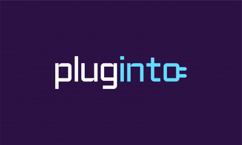 Pluginto - Electronics startup name for sale