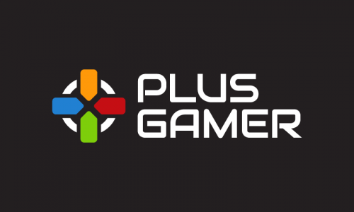 Plusgamer - Video games business name for sale