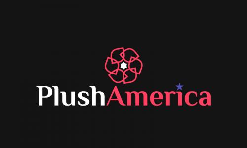 Plushamerica - Fashion domain name for sale