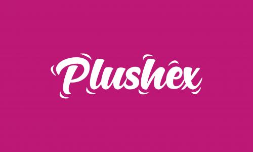 Plushex - Travel company name for sale