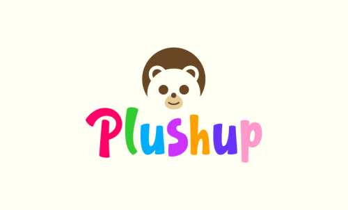 Plushup - E-commerce business name for sale
