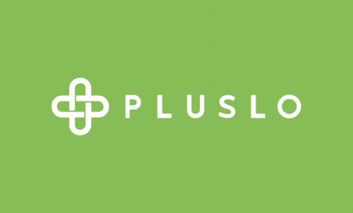Pluslo - Friendly domain name for sale