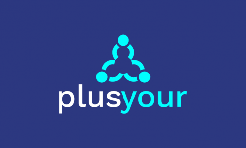 Plusyour - Business startup name for sale