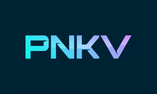 Pnkv - Technology startup name for sale