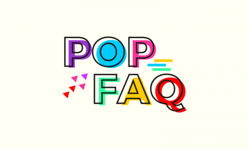 Popfaq - Media brand name for sale