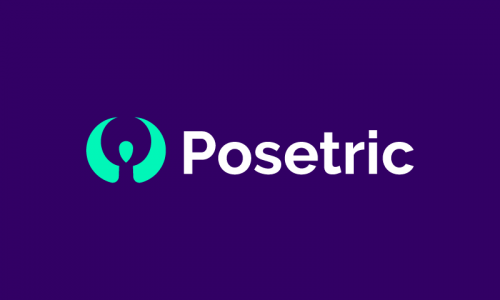 Posetric - Industrial domain name for sale