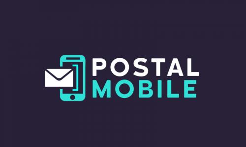 Postalmobile - Mobile startup name for sale