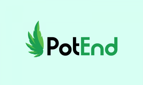 Potend - Agriculture startup name for sale