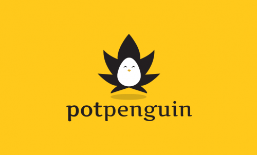Potpenguin - Dispensary startup name for sale