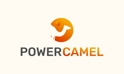 Powercamel - Power startup name for sale