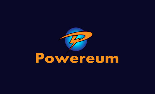 Powereum - Energetic business name for sale