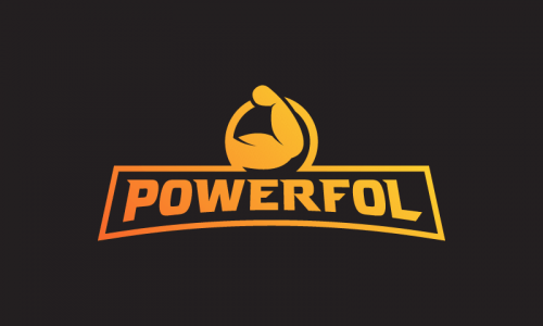 Powerfol - Technology company name for sale
