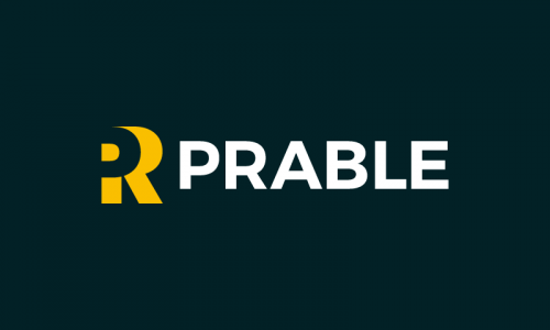 Prable - Food and drink domain name for sale