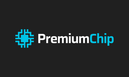 Premiumchip - Contemporary startup name for sale