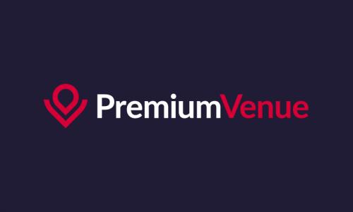Premiumvenue - Luxury startup name for sale
