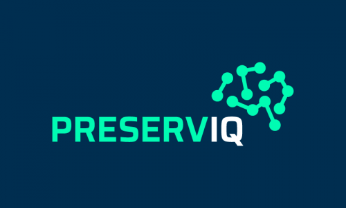 Preserviq - Artificial Intelligence product name for sale