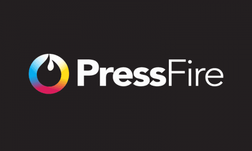 Pressfire - Video games startup name for sale