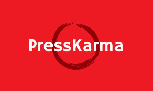 Presskarma - News domain name for sale