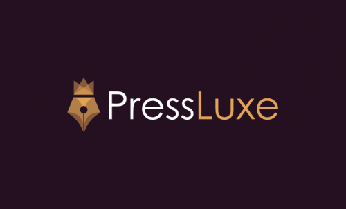 Pressluxe - Business company name for sale