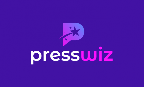 Presswiz - Print brand name for sale