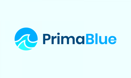 Primablue - Possible domain name for sale